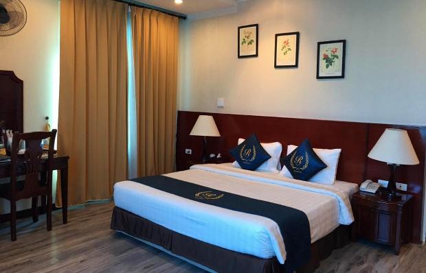 Khách sạn A25 Rosaliza 15 Trần Quốc Toản Hà Nội