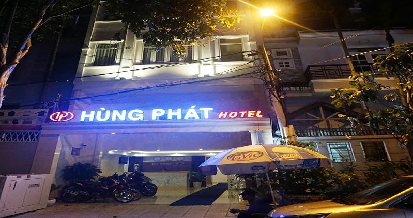 Khách sạn cách ly - Hùng Phát Bình Chánh