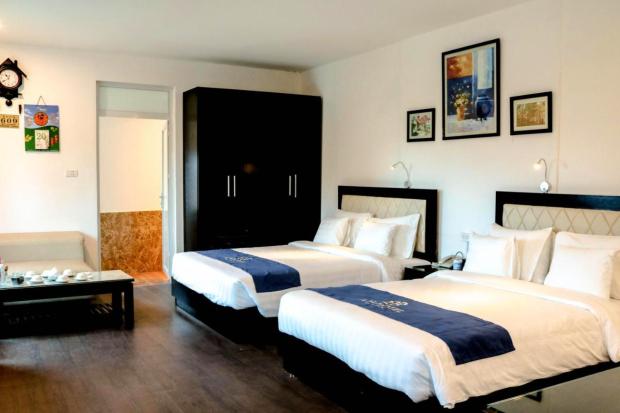 Khách sạn A25 Hàng Than Hà Nội