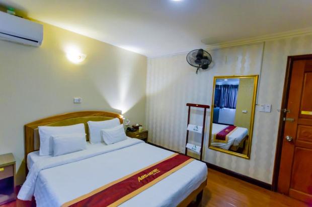 Khách sạn A25 Hai Bà Trưng Hồ Chí Minh