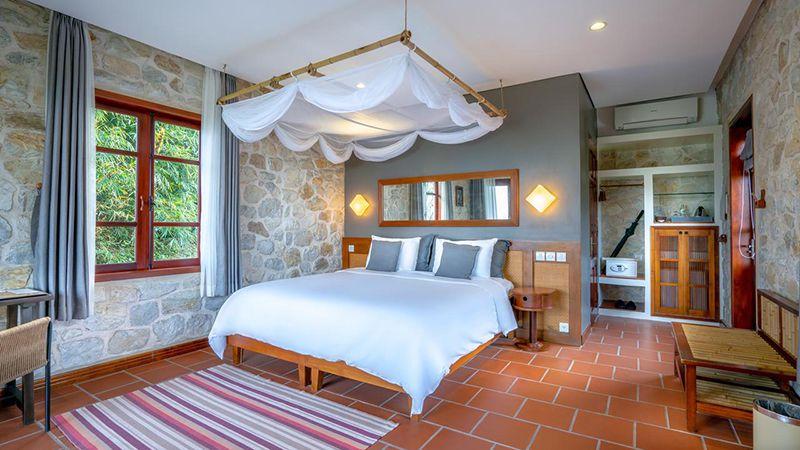 Phòng ngủ 2 giường đơn