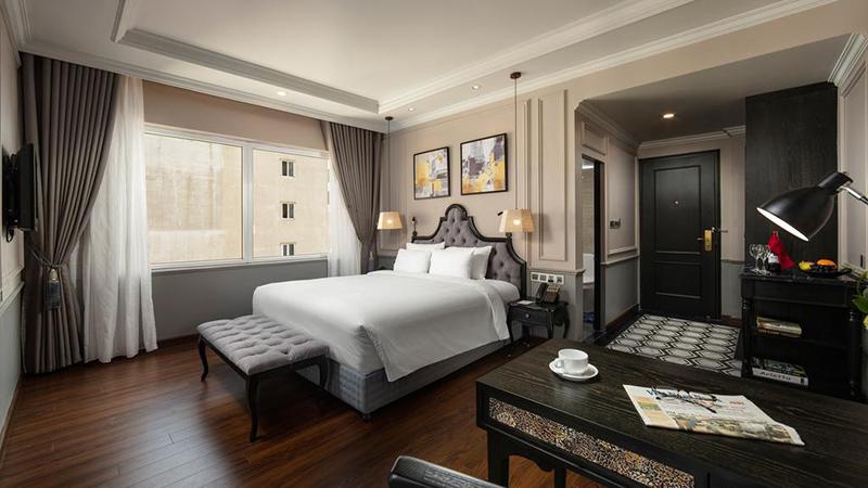 Phòng Suite Có Ban Công