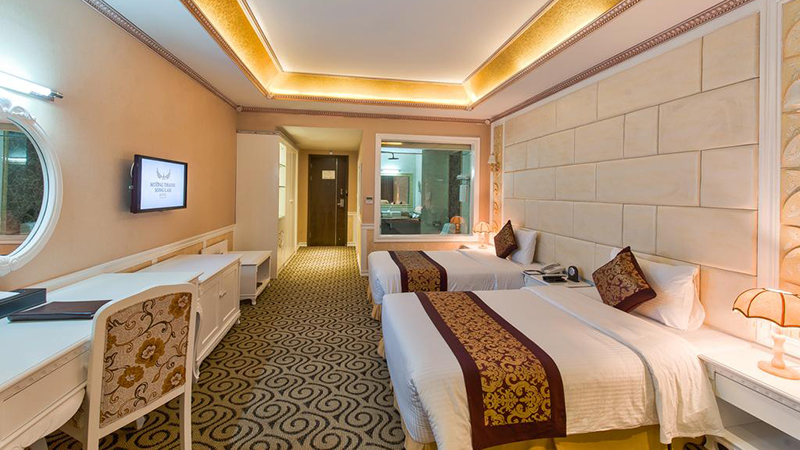 Khách sạn Mường Thanh Luxury Sông Lam Vinh