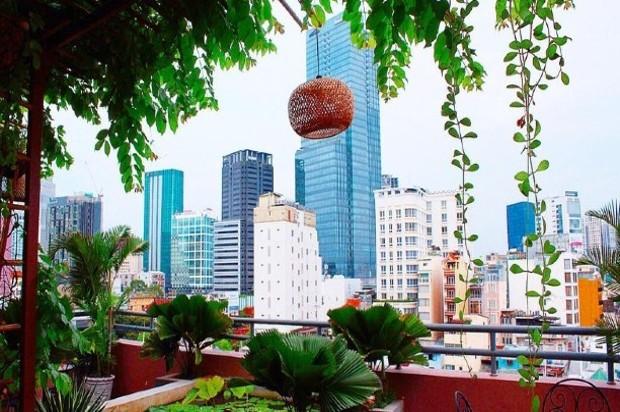 Khách sạn GK Central Sài Gòn