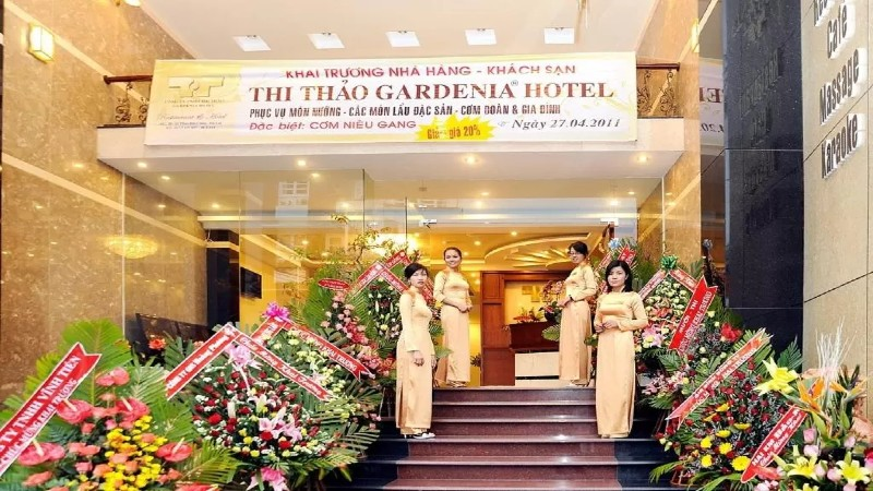 Khách sạn Thi Thảo Gardenia Đà Lạt