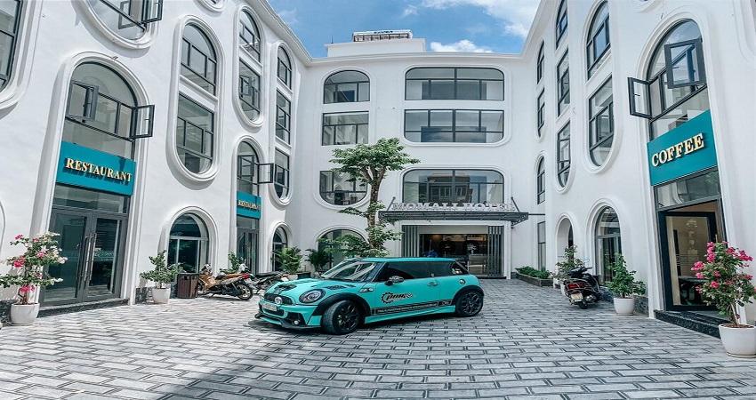 Khách sạn Momali Ninh Bình