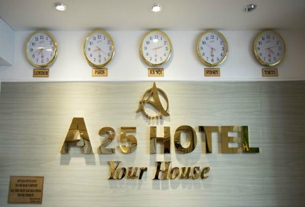 Khách sạn A25 Lê Thị Riêng – Quận 1