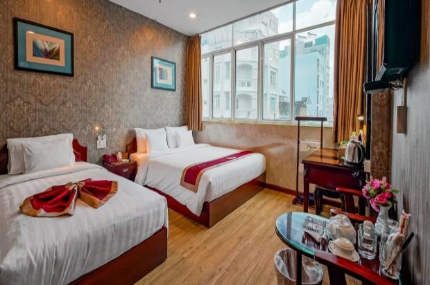 Khách sạn A25 Hotel 25 Trương Định – Hồ Chí Minh