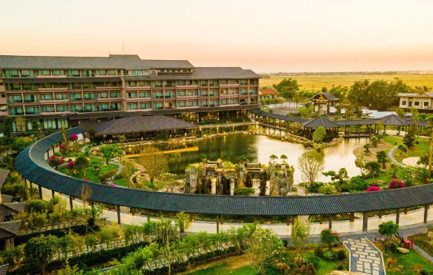 Kawara My An Onsen Resort Huế