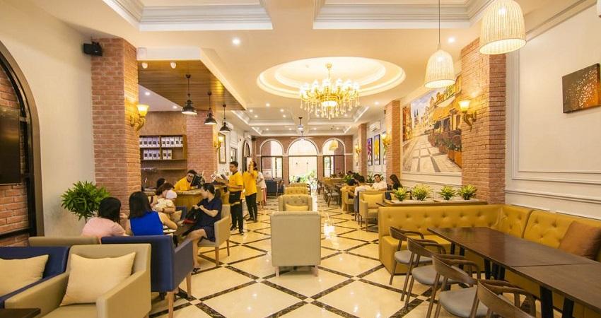 Khách sạn Prague Vũng Tàu