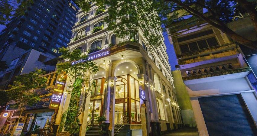 Khách sạn Lotus Central Sài Gòn