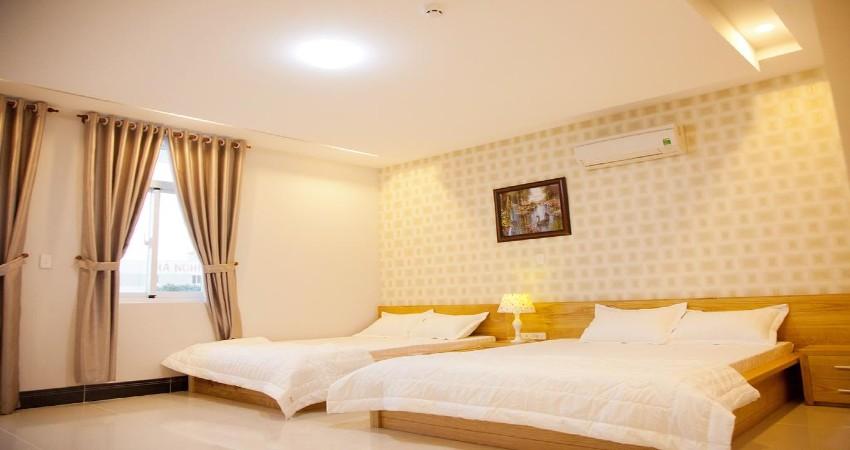 Khách sạn Seaview Long Hải Vũng Tàu