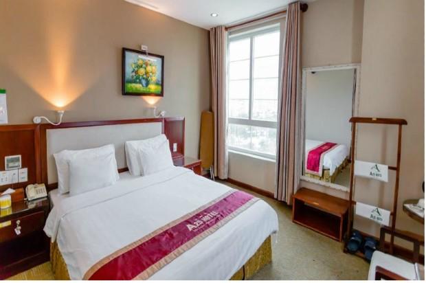 Khách sạn A25 Nguyễn Trãi – Quận 1