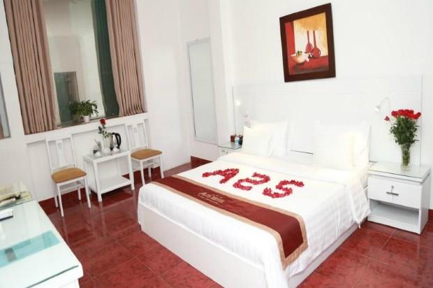 Khách sạn A25 – 19 Bùi Thị Xuân – Quận 1