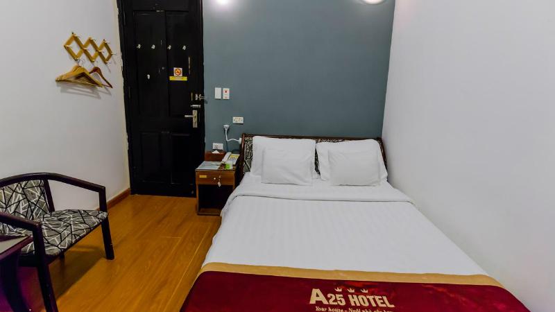 Khách sạn A25 – 80 Mai Hắc Đế – Hà Nội