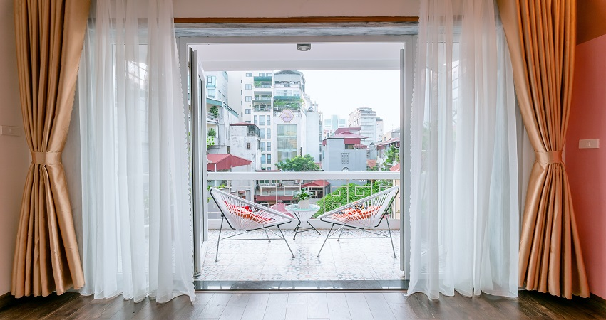 Khách sạn Hovi De Villa Hà Nội
