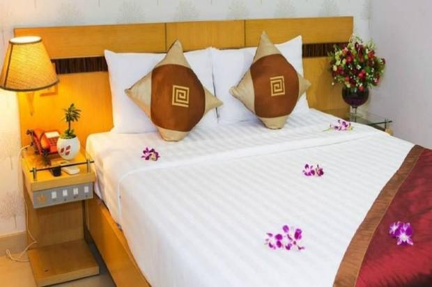 Khách sạn A25 – 13 Bùi Thị Xuân – Quận 1