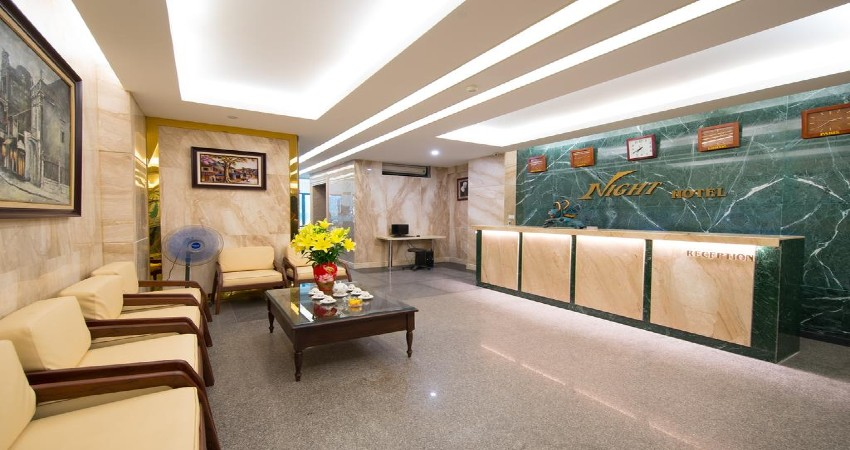 My Hotel Night Hà Nội