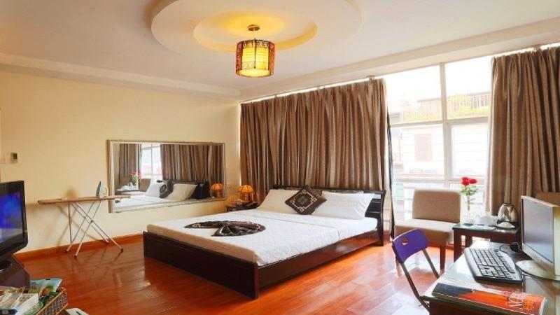 Khách sạn A25 Hàng Thiếc – Hà Nội
