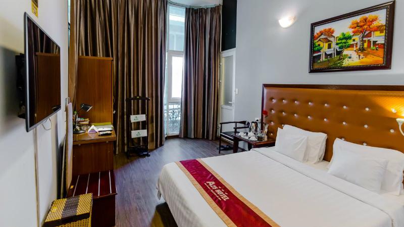 Khách sạn A25 – 57 Mai Hắc Đế – Hà Nội