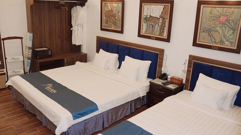 Khách sạn A25 Nguyễn Khuyến Hà Nội