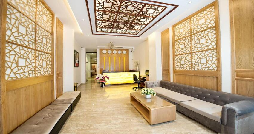 Khách sạn Me Gustas Downtown Sài Gòn