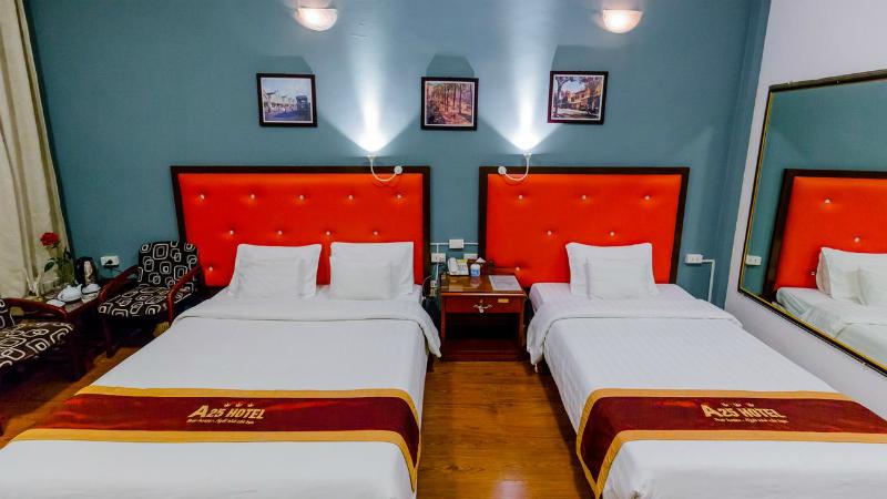Khách sạn A25 Liên Trì – Hà Nội