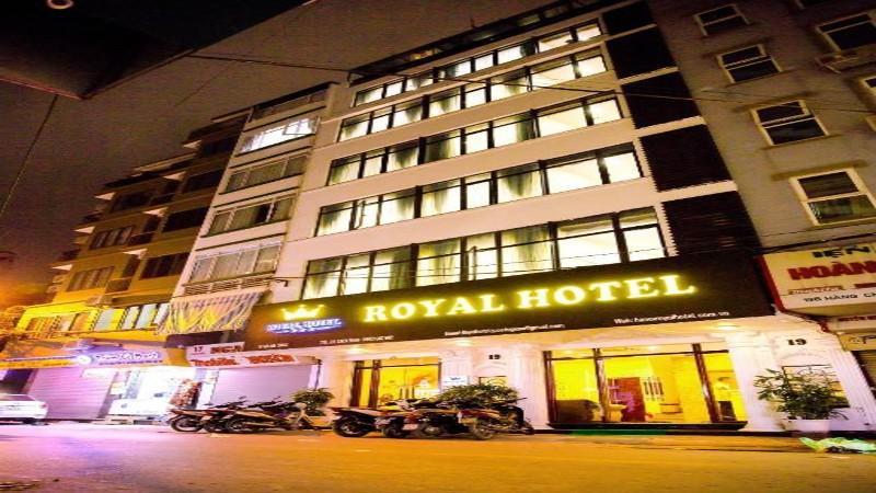 Khách sạn Royal Hà Nội