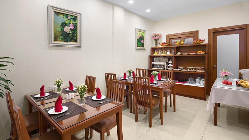Khách sạn New Vision Palace Hà Nội