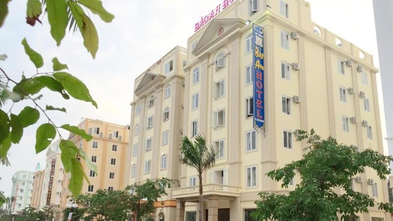 Khách sạn Bảo An Thanh Hóa