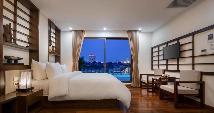 Khách sạn Brandi Fuji Hà Nội