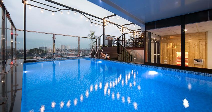 Khách sạn & Spa Brandi Gate Hà Nội