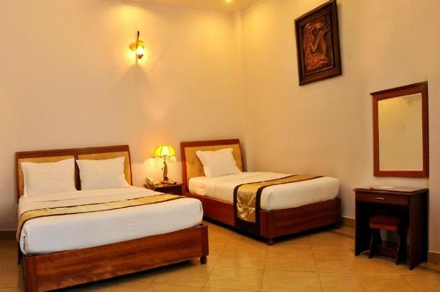 Khách sạn A25 Lê Lai – Quận 1