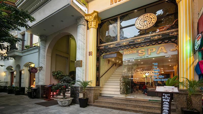 Khách sạn Des Arts – The Noble Hà Nội