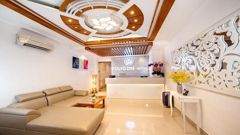 Khách sạn Symphony Sài Gòn (Khách sạn Polygon)
