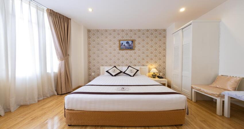 Khách sạn Ngân Hà Hồ Chí Minh
